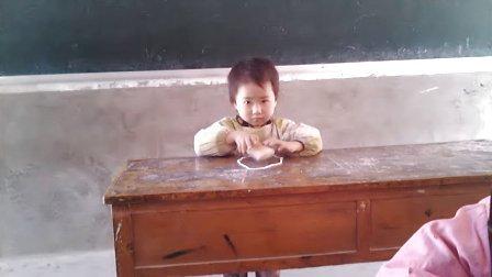 关注贫困山区的孩子