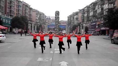 舞蹈-呼伦贝尔大草原