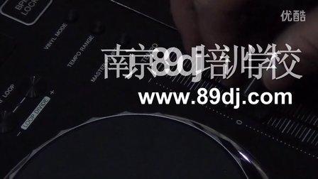 【89dj】先锋 pioneer CDJ350第七课速度调节杆以及锁调功能
