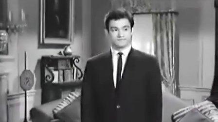 李小龙1965年参加福克斯电影公司面试珍贵画面
