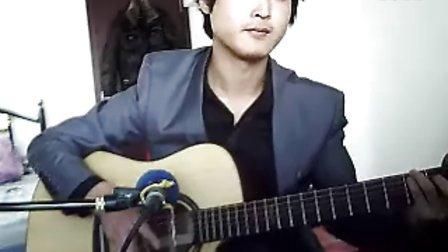 阿涛吉他--大庆清秋吉他培训学校 李成老师弹奏《灰色轨迹》