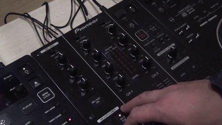 【89dj】先锋 pioneer DJM350混音台视频教程