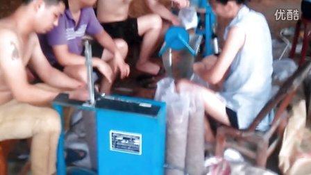 全自动装袋机  气动扎口机  食用菌生产线   香菇装袋机