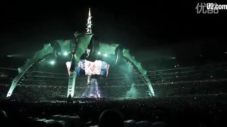 U2在南非