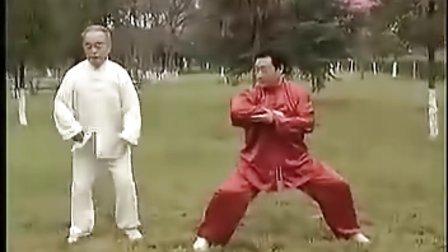马虹—陈式太极拳推手技巧及功力训练4
