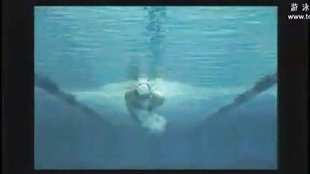 13自由泳一臂放体侧一臂划水左右臂各四次本科第二季