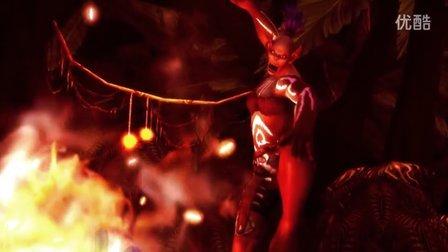 《魔兽世界:德拉诺之王》官方预览视频