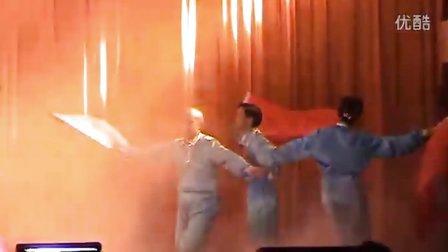 舞蹈    祖国你好     吉安市老干部艺术团演出    视频   在线观看