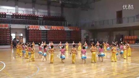 幼儿园集体舞蹈