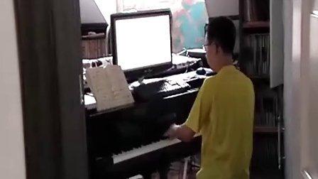 诗乐依据贝多芬变奏曲OP35进行现场改编中国民歌交城山交城水