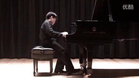 黎卓宇(George Li)演奏莫扎特K330 C大调奏鸣曲