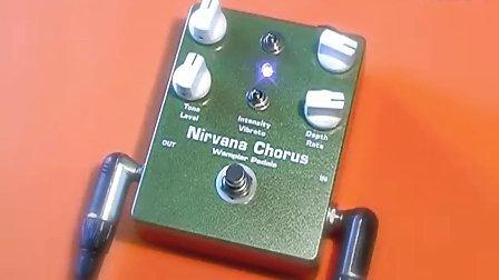 Wampler Nirvana Chorus with Telecaster