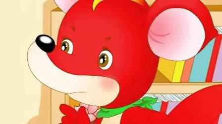 动画故事:红眼儿跳跳蛙