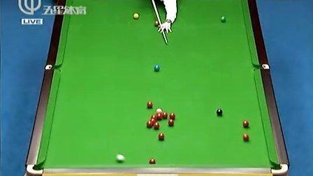 3月31日 丁俊晖VS亨德利直播视频 www.5xzhibo.net 中国赛八分一直决赛三四局