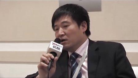 采访江西昌河汽车有限责任公司销售公司总经理柴伟 副总经理陈平
