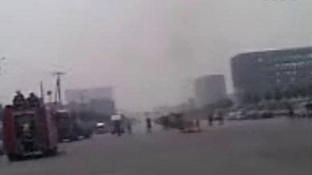 北京市大兴亦庄开发区消防演习
