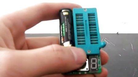 KT4-B型集成电路测试仪使用演示