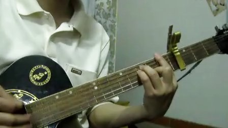"""""""Baby sister""""吉他和弦 菜鸟版 片段"""
