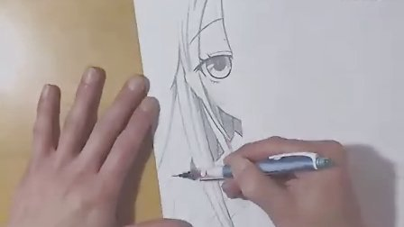 【MYGODEES手绘动漫人物系列作品】电波女与青春男-艾利欧
