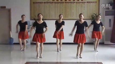 五三广场舞:蓝色的蒙古高原