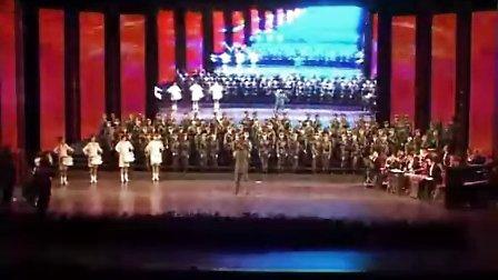 2011.1南昌市青山湖区教体局大合唱比赛