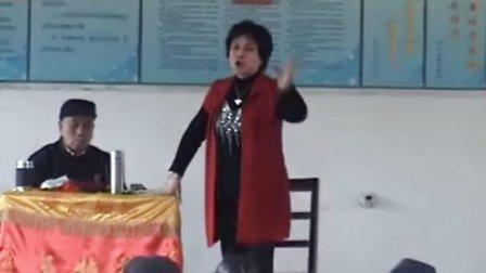 宁波走书 63岁 王梅芳 倭袍之除奸