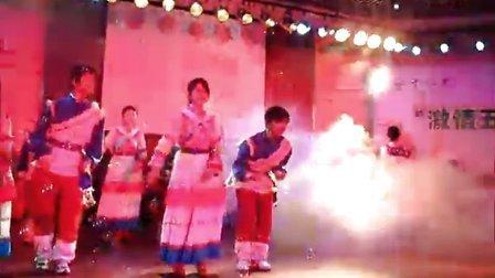欢乐纳西人(朴素版)云南大学天雨流芳丽江纳西文化研习社