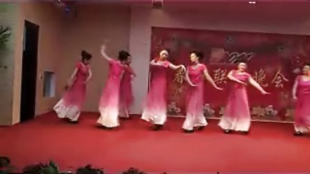 上蔡县人民医院2011年春节晚会  和谐中国