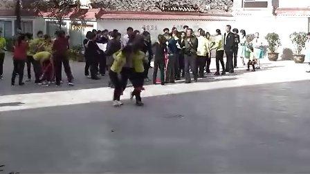 武都区葆真小学教职工运动会