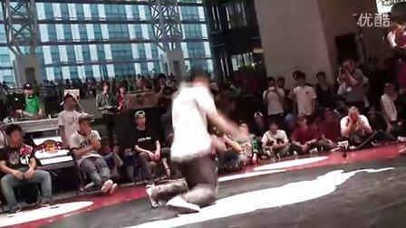 红牛 RedBull TOKYO 2011 Final NORI(win) vs ABERE