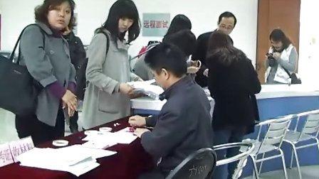 广州大学新闻与传播学院2011艺考招生昨起进行现场报名确认工作