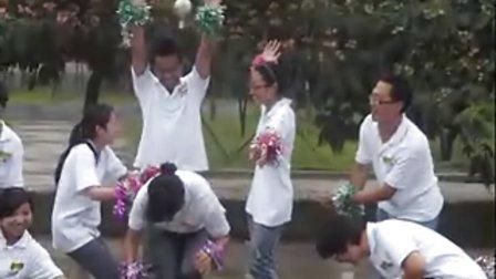 青岛啤酒2010年管理培训生培训花絮