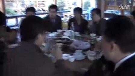 北京世嘉车友会(北京嘉车俱乐部)2011年春游活动中会员聚餐视频