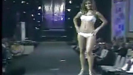 哥伦比亚时尚内衣秀Desfile Besame Coleccion --A