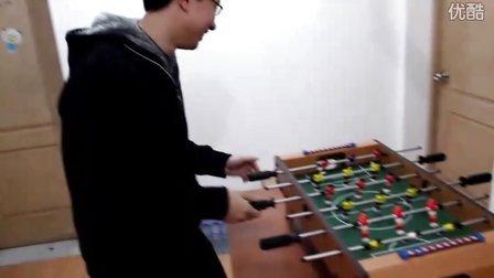 桌上足球宣传视频1