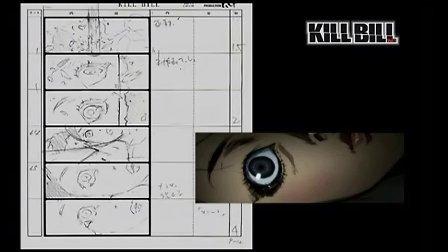 【中文字幕】《杀死比尔》动画分镜同步(《AT》动画杂志摇小摇提供)