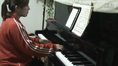 班得瑞《童年》钢琴视奏版_tan8.com
