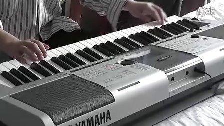 电子琴演奏  楚留香之剑胆柔情
