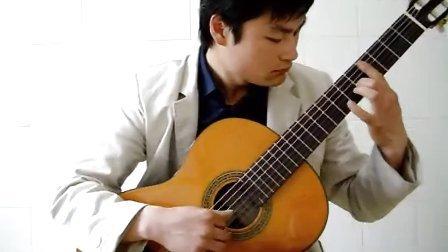 传奇 阿斯图利亚斯传奇 古典吉他独奏 潍坊吉他培训