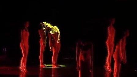 天津师范大学08舞蹈编导毕业原创现代舞剧《假蛊》上