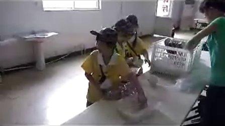 中国小海军北京夏令营第一天