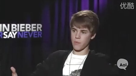 Justin Bieber - Dating tips and fan questions