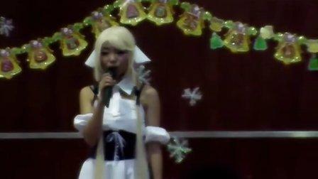 秦皇岛市中等专业学校2011年DXcosplay社团圣诞演出