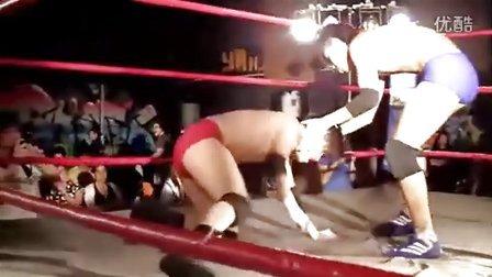 香港摔角总会 HKWF 5月大赛《披星戴月》CD1