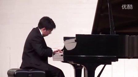 黎卓宇(George Li)弹奏巴托克钢琴奏鸣曲