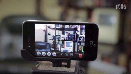 让你的iphone变成高清摄像机