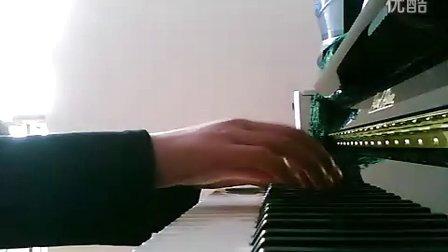豪杰春香;我爱你;钢琴