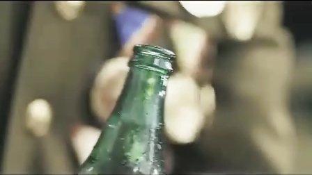 阅兵时喝雪碧,给力广告视频