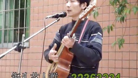 流浪歌手王国华吉他弹唱原创歌曲《大板城的姑娘》欧卡尔充电吉他音箱OR-301[30W]