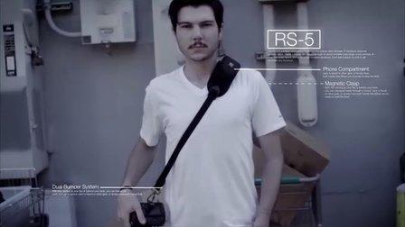BLACK RAPID 美国快枪手 相机背带 2011 新版广告